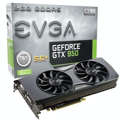 EVGA GTX 950 w/ACX 2.0 2GDDR5