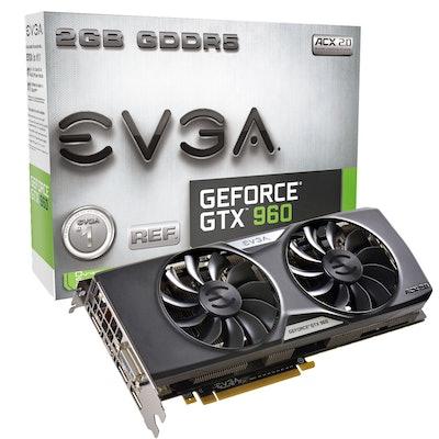 EVGA GeForce GTX 960 GAMING ACX 2.0+
