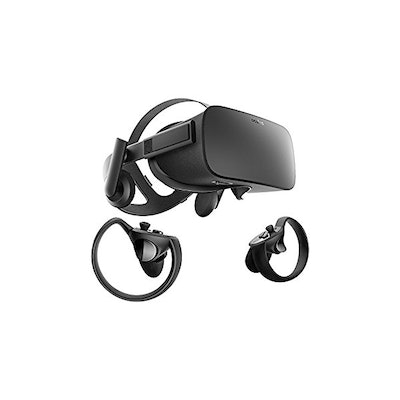 Amazon.com: Oculus Rift + Touch Virtual Reality System: pc: Video Games