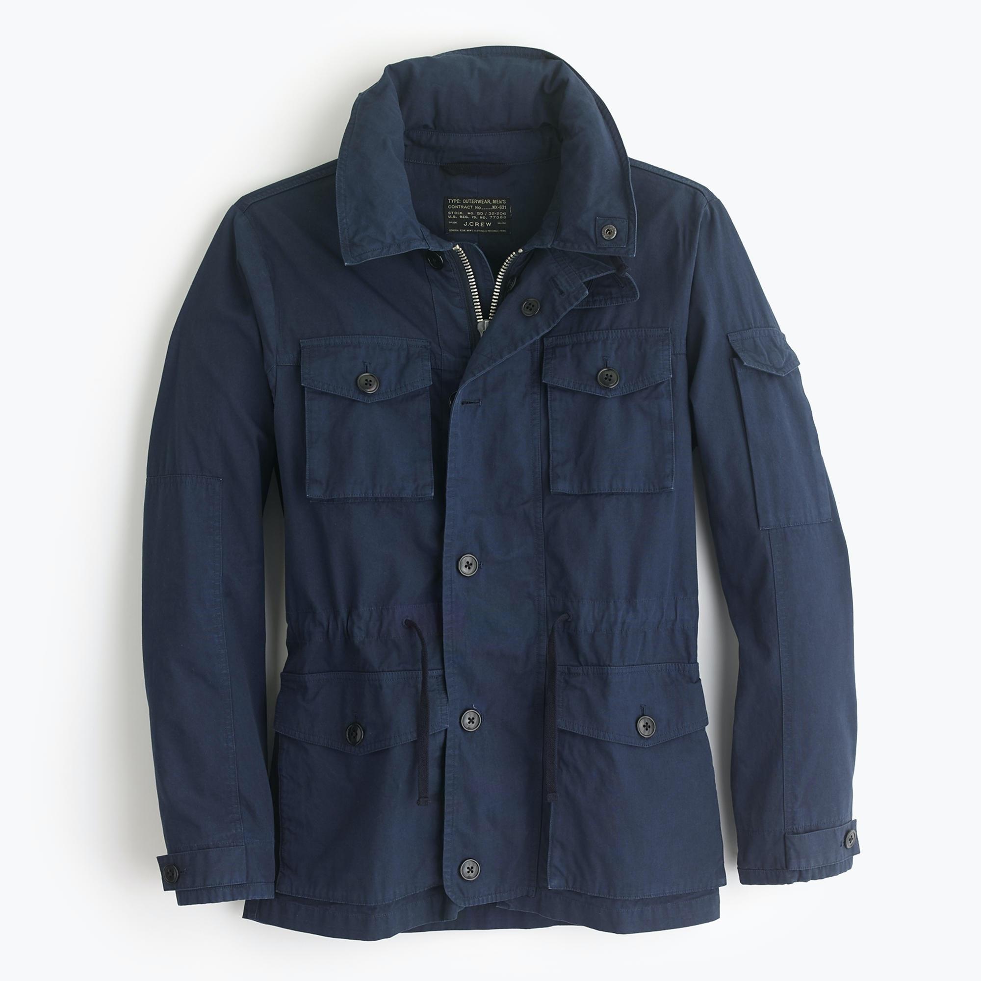 Field Mechanic Jacket : Men's Coats & Jackets | J.Crew