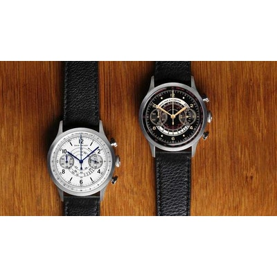 1939 Military Chronograph - DAN HENRY Vintage Watches