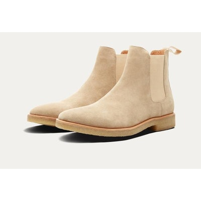 Houston Suede Chelsea Boot   New Republic by Mark McNairy