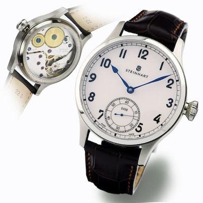 STEINHART MARINE CHRONOMETER 44, arabisch | Marineuhr  - Steinhartwatches