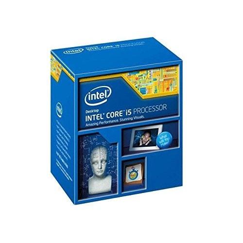 Intel Core i5-4690K Quad-Core Processor 3.5 GHz