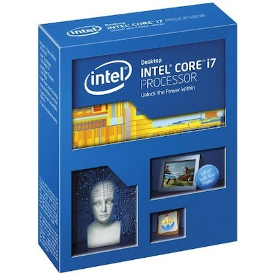 Intel Core i7-5960X 8-Core Processor 3.0GHz