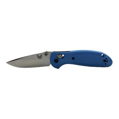 Amazon.com : Benchmade Pardue Design Axis Mini-Griptilian Knife Drop-Point With