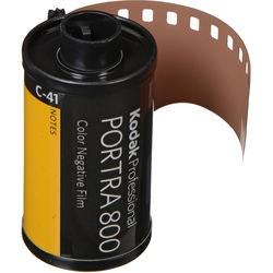 Kodak Professional Portra 800 Color Negative Film 1451855 B&H