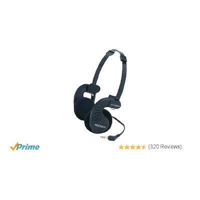 Amazon.com: Koss SportaPro Stereo Headphones: Headphones: Electronics