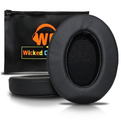 Audio Technica Ath M50 Ear Pads Replacements By Wicked Cushions