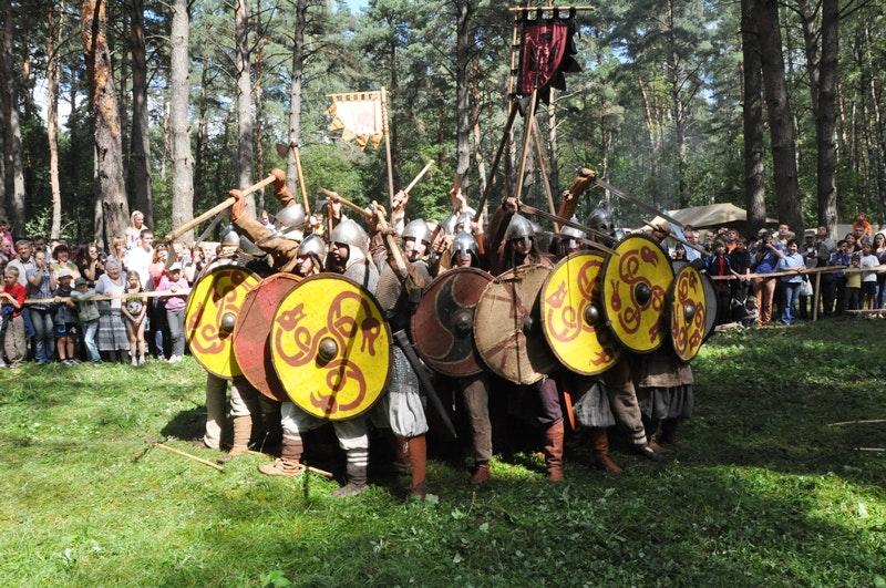 Historical Reenactment, HEMA, Larp