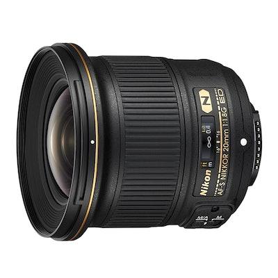 AF-S NIKKOR 20mm f/1.8G ED | Interchangeable Lens from Nikon