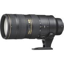 Nikon AF-S NIKKOR 70-200mm f/2.8G ED VR II Telephoto Zoom Lens Black 2185 - Best