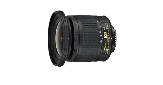 Amazon.com : Nikon AF-P DX NIKKOR 10-20mm f/4.5-5.6G VR F/4.5-29 Fixed Zoom Came