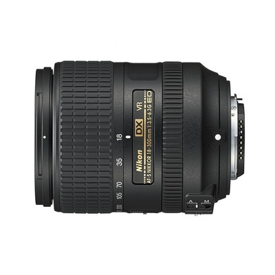 Nikon AF-S DX NIKKOR 18–300mm f/3.5–6.3G ED VR Lens | NIKKOR DX