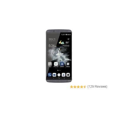 Amazon.com: ZTE Axon 7  unlocked smartphone,64GB Grey (US Warranty): Amazon Ware
