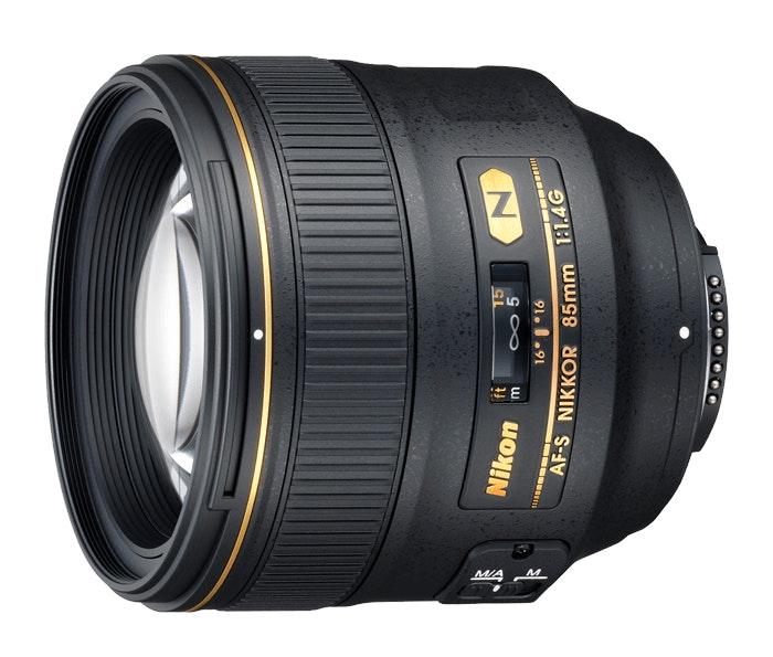 AF-S NIKKOR 85mm f/1.4G from Nikon