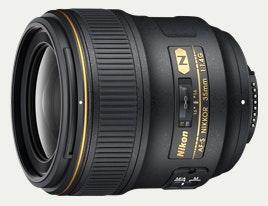 Nikon | Imaging Products | AF-S NIKKOR 35mm f/1.4G
