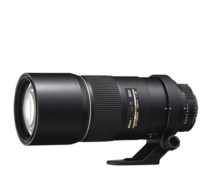 AF-S Nikkor 300mm f/4D IF-ED from Nikon