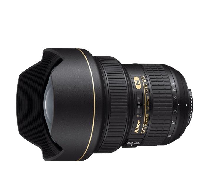 AF-S NIKKOR 14-24mm F2.8G ED from Nikon