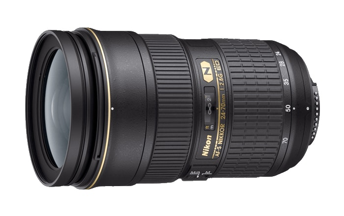 AF-S NIKKOR 24-70mm f/2.8G ED from Nikon