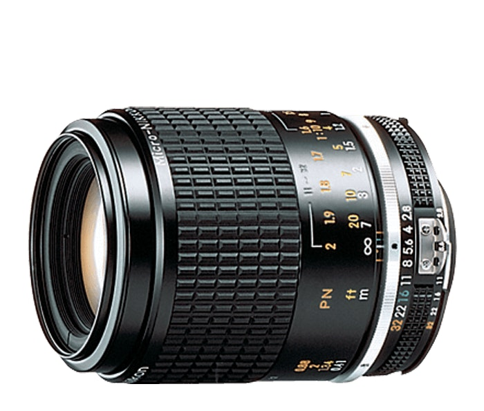 Micro-NIKKOR 105mm f/2.8 from Nikon