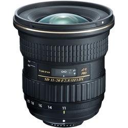 Tokina AT-X 11-20mm f/2.8 PRO DX Lens for Nikon