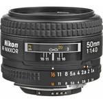 Nikon  AF NIKKOR 50mm f/1.4D Autofocus Lens 1902 B&H Photo Video