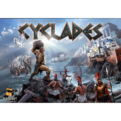 Cyclades   Board Game