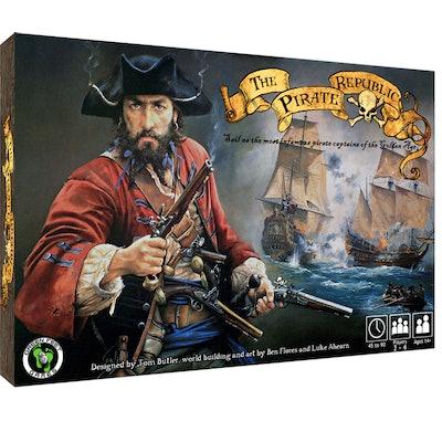 The Pirate Republic | Board Game