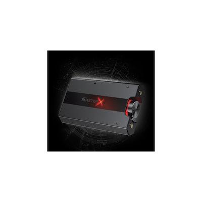 Sound BlasterX G5 - 7.1 HD Audio Portable Sound Card with Headphone Amplifier -