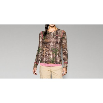 2f4c6887 Women's HeatGear® EVO Camo Long Sleeve | Under Armour US