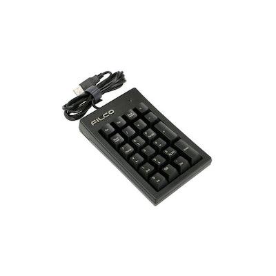 Filco Majestouch Tenkeypad Cherry MX Brown USB Numeric Pad - FKB22MB
