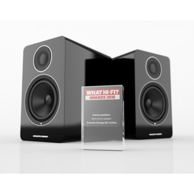 Acoustic Energy | Award Winning LoudspeakersAcoustic Energy AE1 Active Loudspeak
