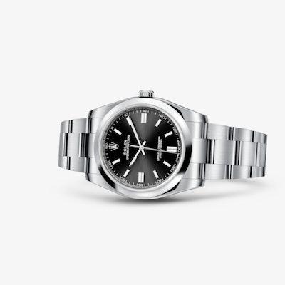 Rolex Oyster Perpetual 36 Watch: Oystersteel - 116000