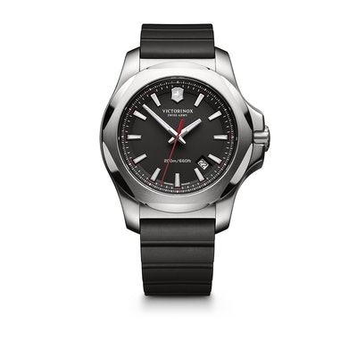 I.N.O.X. the rugged Swiss Watch (black) | Victorinox