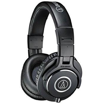 ATH-M40x Professional Monitor Headphones || Audio-Technica US