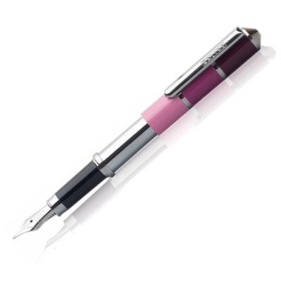 Piccolo Tri-Color Fountain Pen