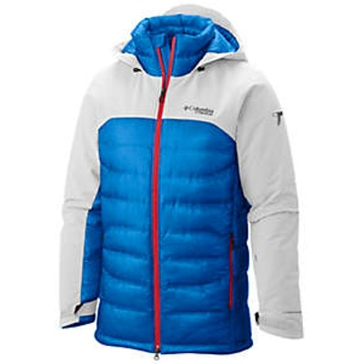 Columbia Men's Heatzone 1000 TurboDown Warm Hooded Jacket | Columbia.com