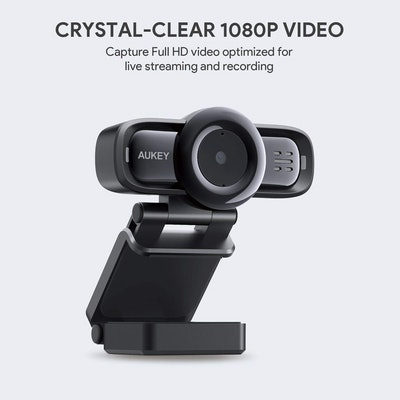 AUKEY Webcam 1080p