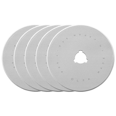 60mm Rotary Blades (5pk), Olfa #RB60-5: Sewing Parts Online
