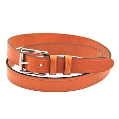 London Tan Belt