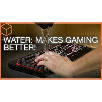 K68 Mechanical Gaming Keyboard — Red LED — CHERRY® MX Red