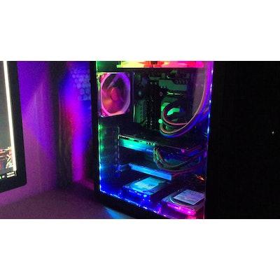 HUE+ Advanced PC Gaming Lighting Control - NZXT