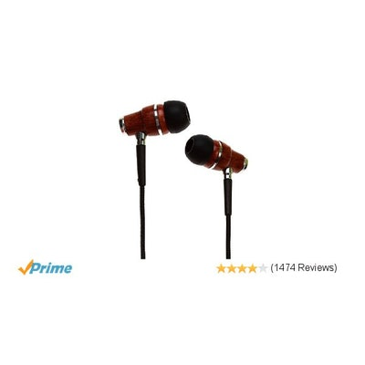 Symphonized NRG Premium Genuine Wood In-ear