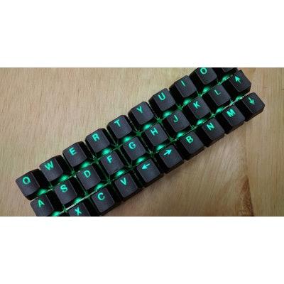 40% Keyboards: Gherkin