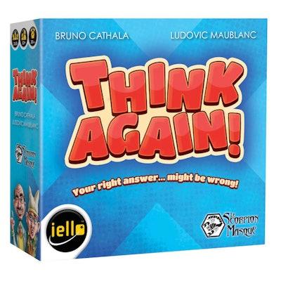 IELLO's Think Again!