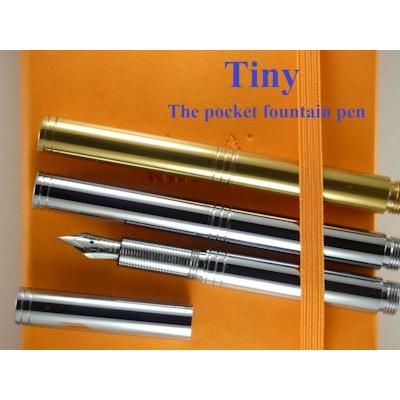 Loclen - Tiny Fountain Pen