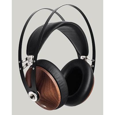 Meze 99 Classics Walnut Silver Wood Headphones