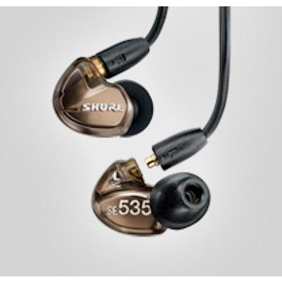 SE535 Sound Isolating™ Earphones
