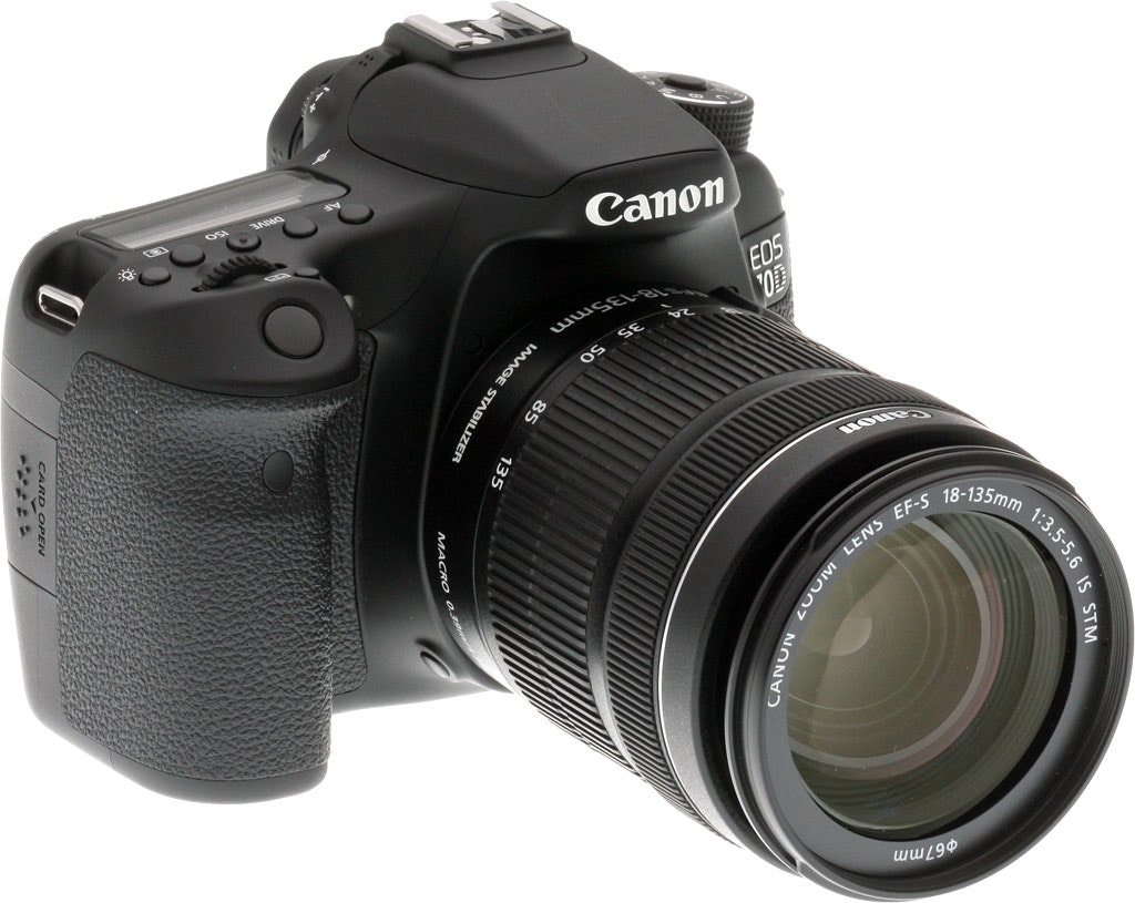 Canon 70d